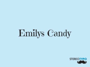 Font Emilys Candy