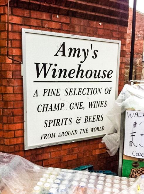 Enoteca Amy's Winehouse