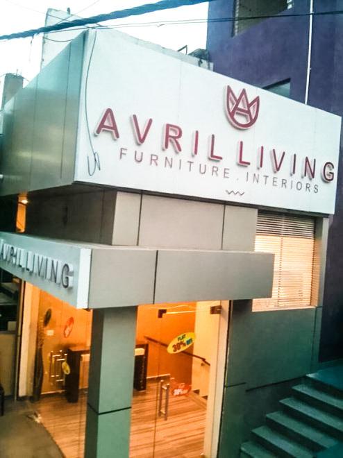 Avril Living Arredamento di Interni