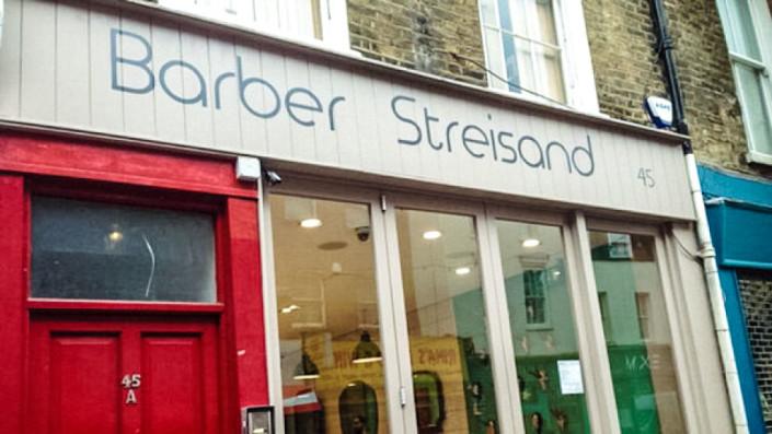 Barber Streisand
