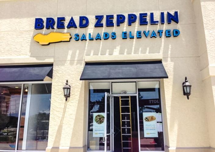Panificio Bread Zeppelin