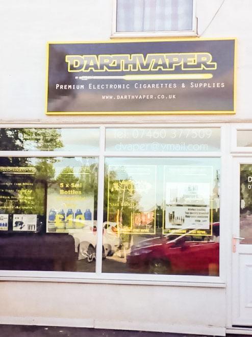 Darthvaper Cigarette Elettroniche
