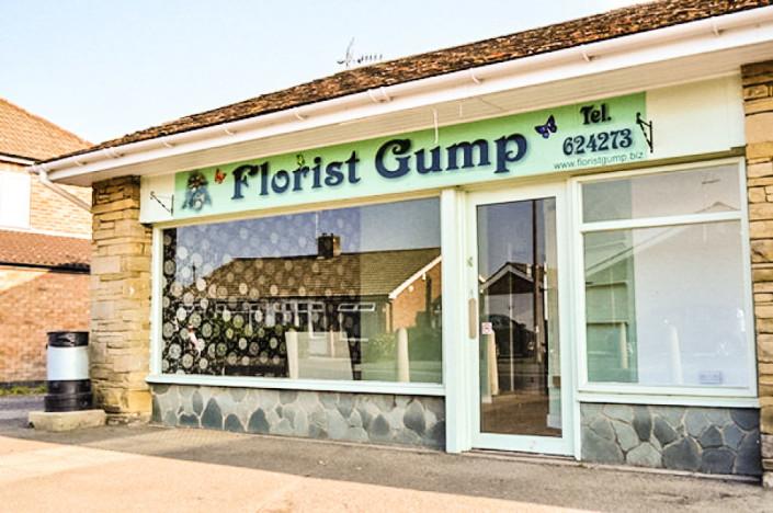 Fioraio Florist Gump