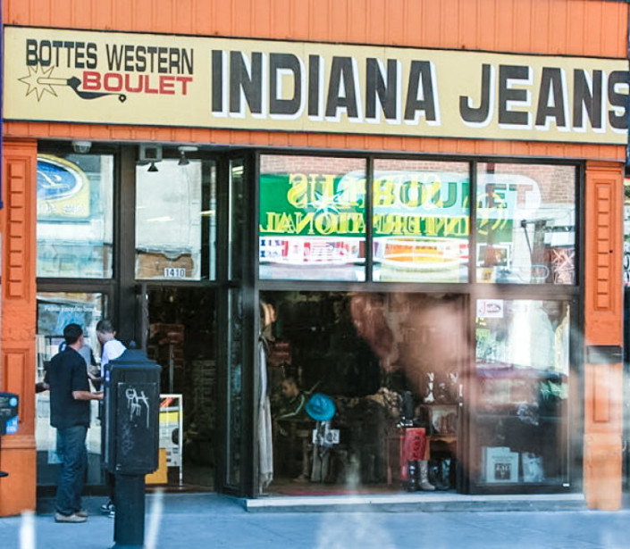 Outlet Indiana Jeans