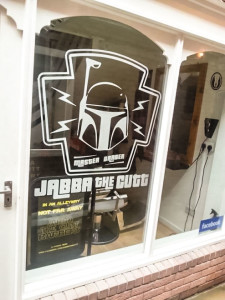 Il barbiere Jabba The Cutt