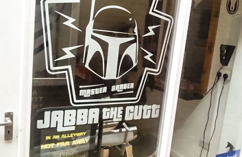 Barbiere Jabba The Cutt