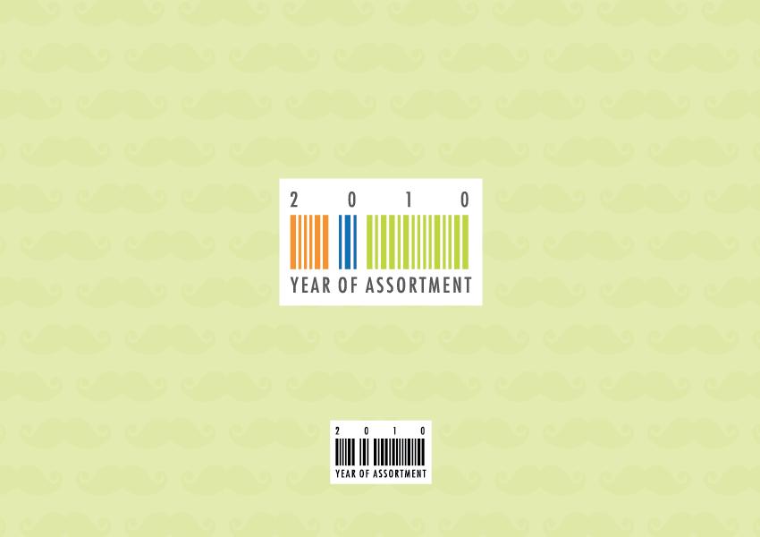 Logo 2010 Year Of Assortment Unilever