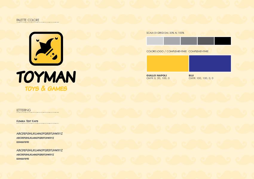Logo Toyman Toys & Games