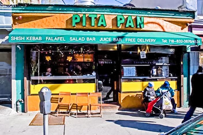 Fast Food Pita Pan