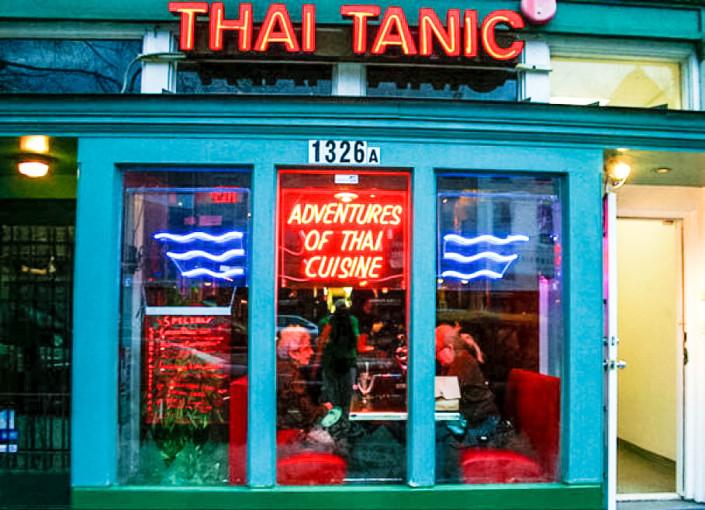 Thai Tanic Ristorante Thailandese