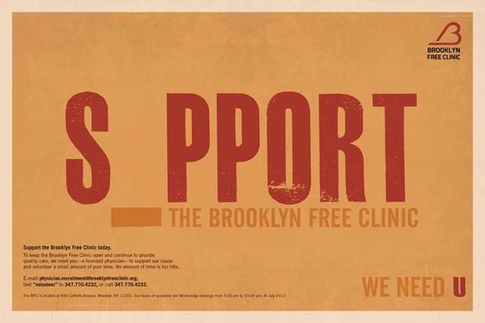 Brooklyn Free Clinic Adv 02